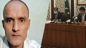 Pak claims Kulbhushan Jadhav refuses to file review petition on death sentence
