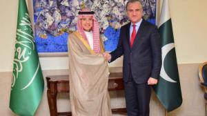 Pakistan's Foreign Minister threatened Saudi Arabia of spliting Organization of Islamic Countries over Kashmir
