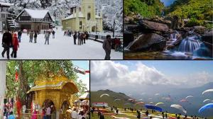 "Himachal Pradesh Tourism ""Unlocks"", Tourists on Pre-covid vacation mode"