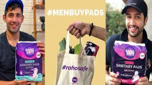 Does your man buy Pads for you? well, 'Men Buy Pads' Campaign aims to break the stigma around menstruation