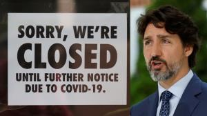 Canada is announcing another lockdown as Coronavirus cases surge??