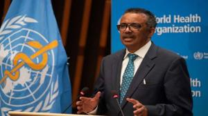 """We are at a critical juncture in this pandemic"": WHO Chief Dr Tedros"