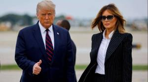 Melania 'counting the minutes' to dissolve marriage with former US President Donald Trump