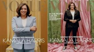 Vogue to publish new cover of Kamala Harris after original drew controversy