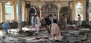 Blasts at mosque in Afghanistans Kandahar