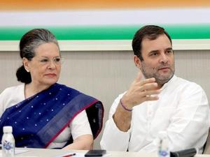 Congress meeting for president election