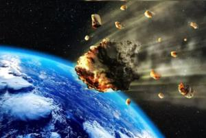 Series of massive asteroids to fly past Earth