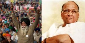 Sharad Pawar warns centre of upsetting punjab farmers