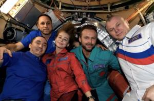 Russian team lands on Earth