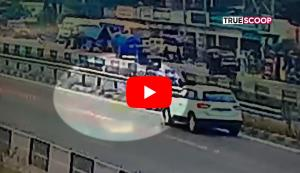 Hit and run case in jalandhar