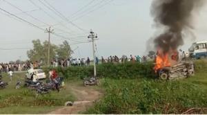SC to UP on Lakhimpur Kheri violence