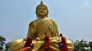 Abhidhamma Day at Mahaparinirvana Temple