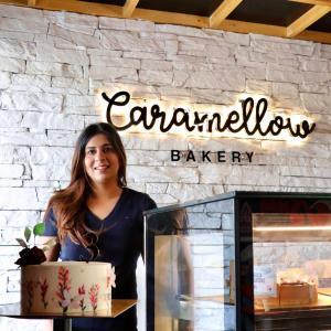 Caramellow bakery in Jalandhar