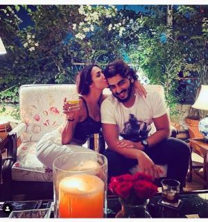 Arjun Kapoor wishes Malaika Arora